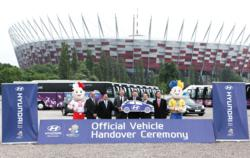 UEFA EURO 2012 Official Handover Ceremony
